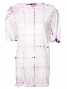 Proenza Schouler Tie Dye T-Shirt - PINK