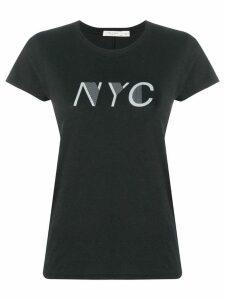 Rag & Bone printed T-shirt - Black