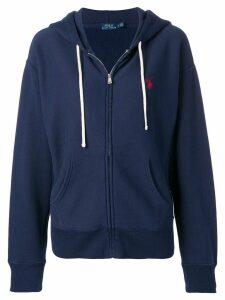 Polo Ralph Lauren zip hoodie - Blue