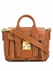 3.1 Phillip Lim mini Pashli bag - Brown