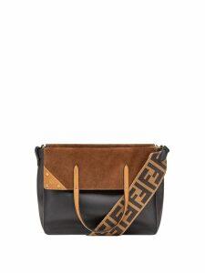 Fendi Flip tote bag - Black