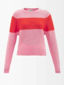 Gucci - Floral Metallic Brocade Cape - Womens - Pink