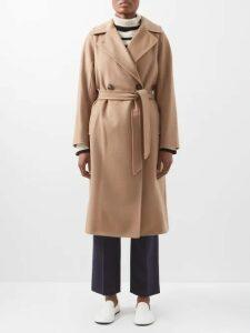 Le Sirenuse, Positano - Bella Broderie-anglaise Cotton Dress - Womens - Black