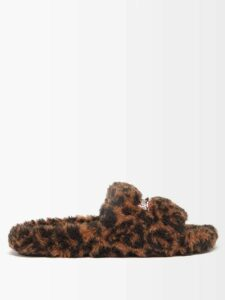 See By Chloé - Ruffled Georgette Blouse - Womens - Ivory