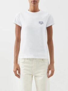 Saint Laurent - Silk-crepe Devoré Blouse - Womens - Black