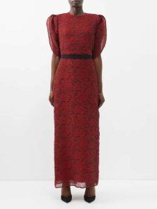 Fendi - Mania Cube-print Hooded Jacket - Womens - Multi