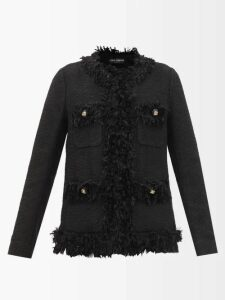 Brock Collection - Orrechino Floral-print Panelled Cotton Top - Womens - White Multi