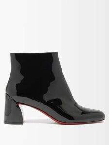 Msgm - High-neck Sequin Top - Womens - Black