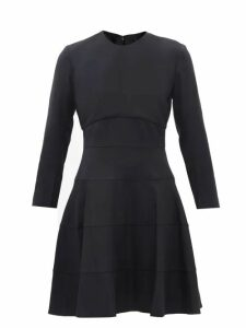 Chloé - Chunky Knit Wool Blend Sweater - Womens - Navy
