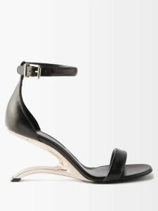 Jonathan Simkhai - Metallic Pleated-knit Sweater - Womens - Navy Silver