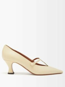 Erdem - Christy Gertrude Embroidered Silk Organza Dress - Womens - Navy Multi
