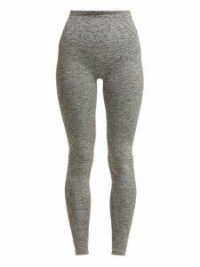 Lndr - Eight Eight Performance Leggings - Womens - Light Grey