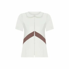 Tomcsanyi - Koki Black Gathered Shirt