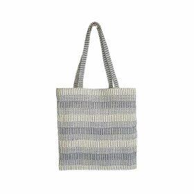 JIRI KALFAR - Blue & Gold Sequin Skirt