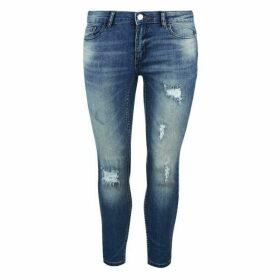 JDY Skinny NOOS Jeans - Lt Blue Dnm