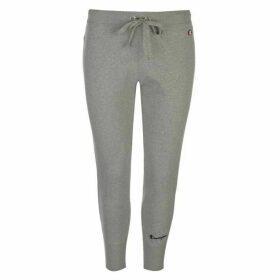 Champion Slim Leg Cuff Fleece Joggers - Grey Marl