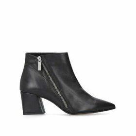 Womens Signet 60 Mm Heel Ankle Boots Carvela Black, 7 UK