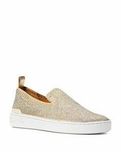 Michael Michael Kors Women's Skyler Knit Slip-On Sneakers