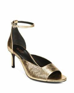 Via Spiga Women's Jennie Mid-Heel Sandals