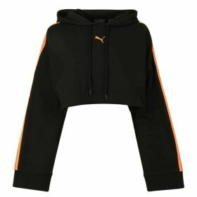 FENTY PUMA by Rihanna Tape Cropped Sweatshirt