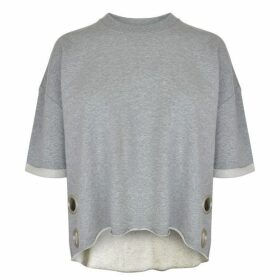 Kendall and Kylie Pullover - Heather Grey