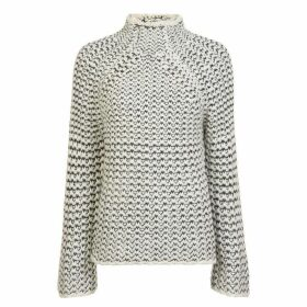 French Connection Knit High Neck Jumper