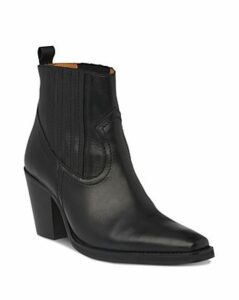 Whistles Women's Allington Western Leather Boots