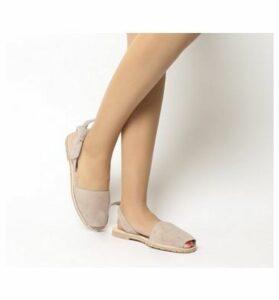 Solillas Solilals Bow Sandal GREY