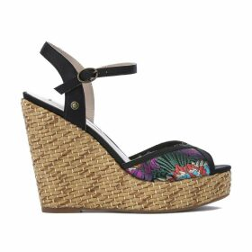 Walker Orient Wedge Sandals