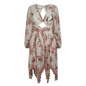 Zimmermann Corsage Mini Dress