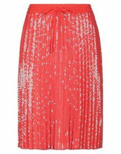 P.A.R.O.S.H. SKIRTS Knee length skirts Women on YOOX.COM