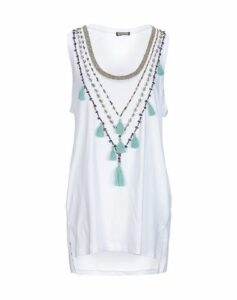 MALÌPARMI TOPWEAR Vests Women on YOOX.COM