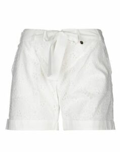 LUCKYLU  Milano TROUSERS Shorts Women on YOOX.COM