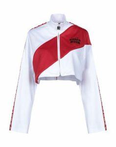 MSGM x DIADORA TOPWEAR Sweatshirts Women on YOOX.COM
