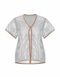 TAVUS KNITWEAR Cardigans Women on YOOX.COM