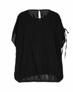 ELISABETTA FRANCHI JEANS SHIRTS Blouses Women on YOOX.COM