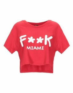 F**K PROJECT TOPWEAR T-shirts Women on YOOX.COM
