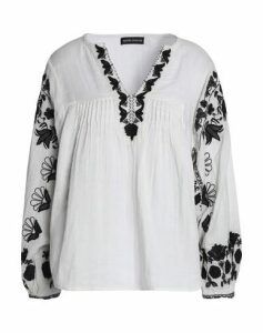ANTIK BATIK SHIRTS Blouses Women on YOOX.COM