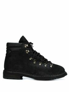 Guidi 'Cordovan' boots - Black