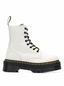 Dr. Martens Jadon boots - White