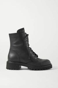 Akris - Zip-detailed Ribbed Cashmere Sweater - Pink