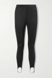 Helmut Lang - Color-block Wool-blend Sweater - White