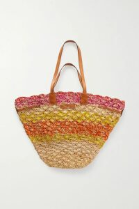 Altuzarra - Barca Pointelle-knit Wool And Cashmere-blend Sweater - Black