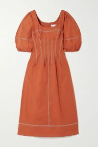 Dion Lee - Cutout Merino Wool Sweater - Black