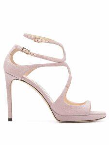 Jimmy Choo stiletto sandals - Pink