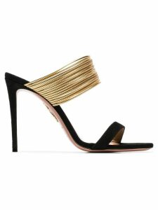 Aquazzura Rendezvous 105 sandals - Black