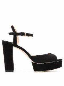Jimmy Choo Peachy 105 sandals - Black