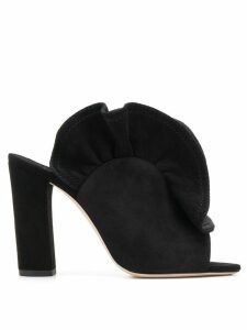 Jimmy Choo Haile 100 sandals - Black