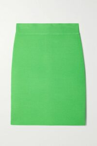 AGOLDE - Remy High-rise Straight-leg Jeans - Dark denim