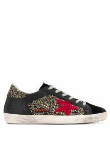 Golden Goose Superstar lace-up sneakers - Black